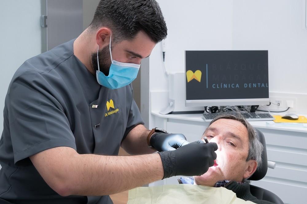 Consulta clínica dental Valladolid