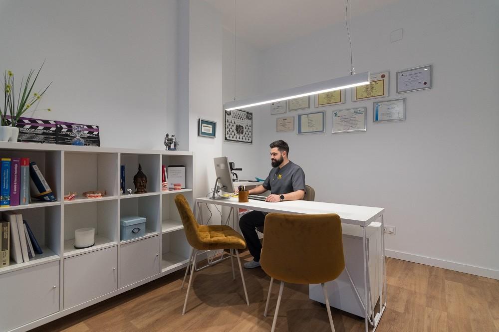 Despacho dentista Valladolid