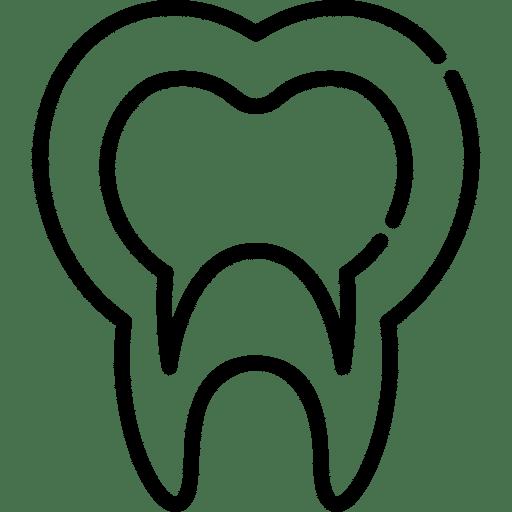 Carillas de composite clínica dental Valladolid
