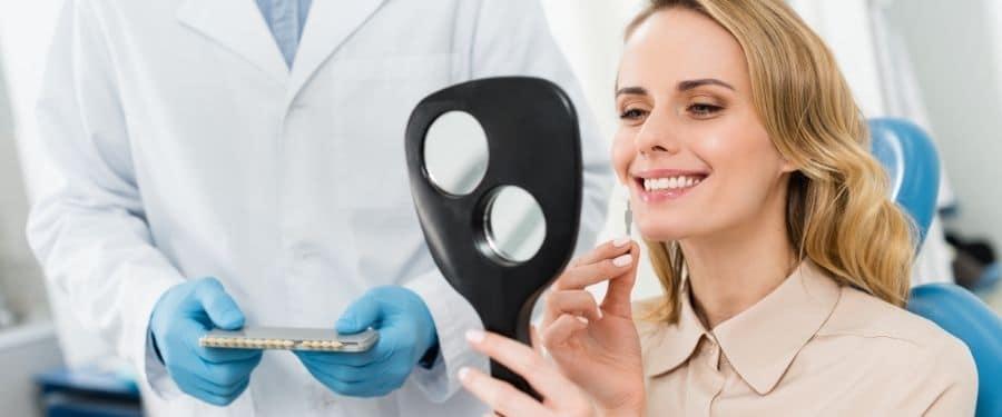 diferencia entre implante dental de zirconio y de porcelana